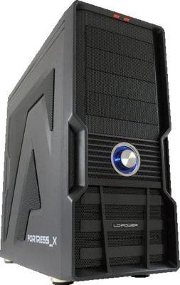 Amerry AMD Gamer EXIT FX63 PC - ohne Betriebssystem