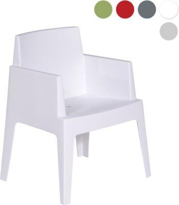 Garden Impressions  Stuhl Box, weiß