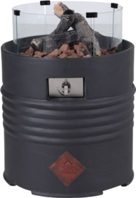 Garden Impressions  Feuerstelle Cozy Barrel