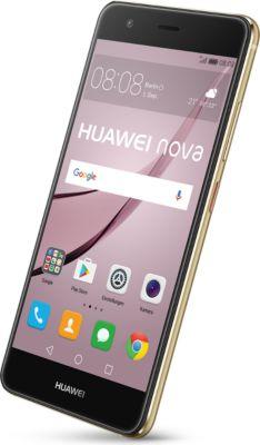 Huawei Nova (gold)