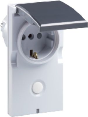 Z-Wave Zwischenstecker Schalter IP44 - Exklusiv 1755390000