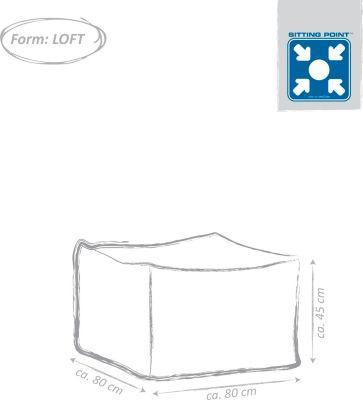Sitting Point by MAGMA Loft Zobel, mint