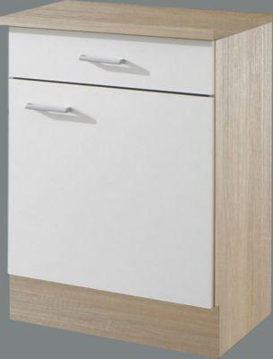 Küchen Unterschrank Hochglanz Weiß Preisvergleich • Die besten ... | {Küchenunterschrank weiß 61}