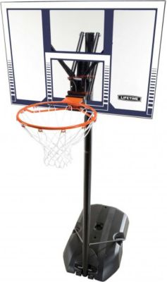 Lifetime  Basketball-Anlage Boston Portable (44 Zoll), 90001