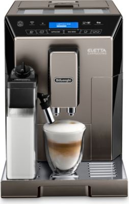 De&acuteLonghi ECAM 44.668T Eletta Cappuccino Kaffeevollautomat | Küche und Esszimmer > Kaffee und Tee > Kaffeevollautomaten | De&acute|Longhi