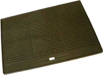 GRILL´N SMOKE BBQ Scout Grill´n Smoke Cast Iron Reversible Griddle