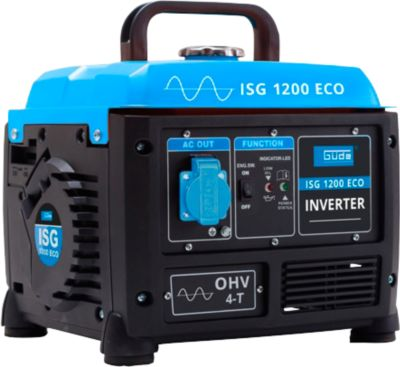 ISG 1200 ECO Inverter Stromerzeuger