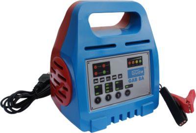 Güde GAB 8A Automatik Batterielader