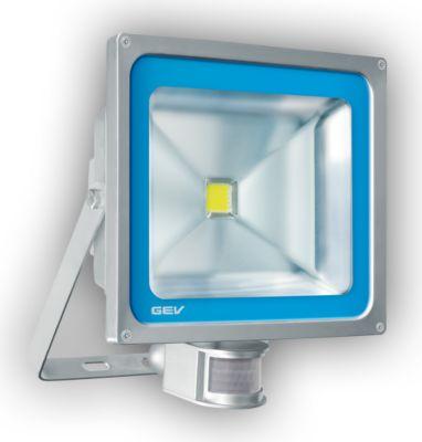 GEV  LED-Strahler mit Bewegungsmelder 50 Watt