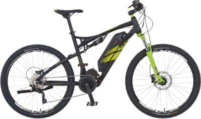 REX E-Bike Alu-Full Suspension MTB 650B 27,5´´ ...