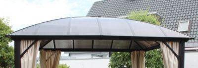 LECO Dachplattenset für Kuppeldachpavillon