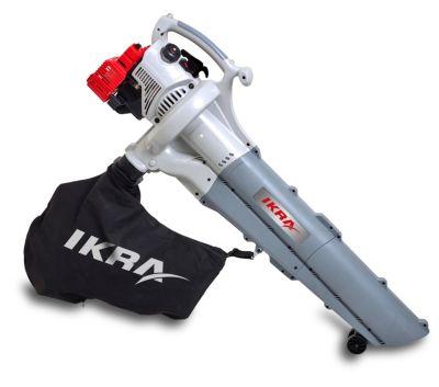 Ikra IBLS 31 Benzin-Laubsauger | Garten > Gartengeräte | Ikra