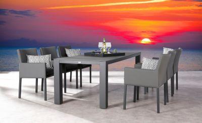Best Freizeitmöbel Tischgruppe Livorno 7-teilig | Küche und Esszimmer > Essgruppen | best freizeitmöbel