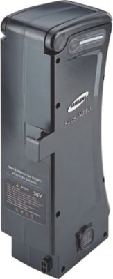 SAMSUNG Ersatzakku Side Click mit Gehäuse für Elektrofahrrad Li-Ionen 36V/ 12,8Ah