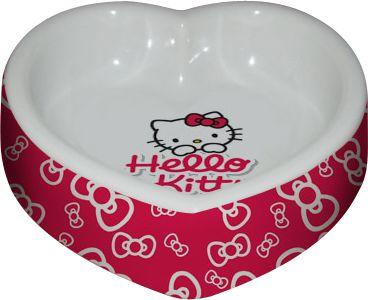 Heim Katzen-Napf-Set ´´Hello Kitty´´ 250 ml