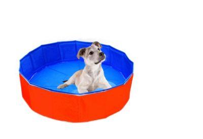Heim  Hunde Swimmingpool Outdoor-Dog Ø 120 x 30 cm