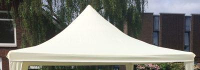 Benedomi  Dachstoff für Pagoden Zelt Damaskus, 4x4m