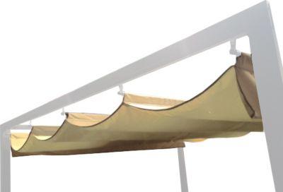 Benedomi  Dachstoff für Standmarkise Dubai2, ca. 3x4m
