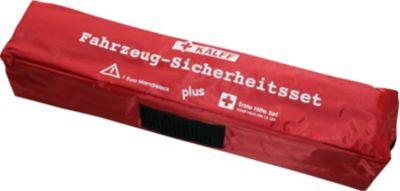 KFZ-Kombitasche + Warndreieck, rot