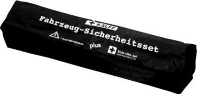 KFZ-Kombitasche + Warndreieck, schwarz