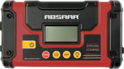 Absaar Multifunktions-Jump Starter 400 A 10.400 mAh