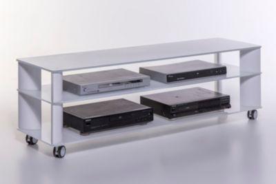 tv lowboard mit rollen preisvergleich die besten. Black Bedroom Furniture Sets. Home Design Ideas