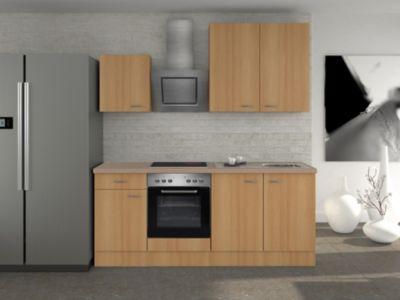 Flex Well Küchenzeile 210 Cm G 210 1601 010 Nano