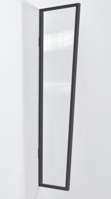Gutta  Seitenblende »B1 PC klar«, BxH: 60x200 cm, anthrazit-transparent