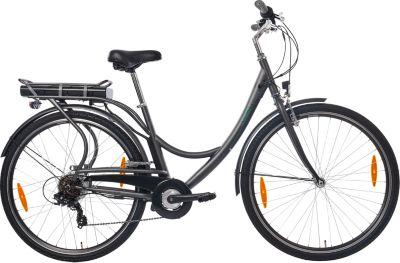 Teutoburg Wave XXL City E-Bike 28´´ Senne