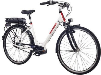 Telefunken ALU-E-Bike City Wave 28 Multitalent C900