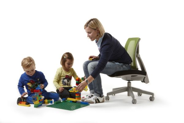 Schreibtischstuhl MAYER SITZMÖBEL Kinder und Jugenddrehstuhl MY FLEXO
