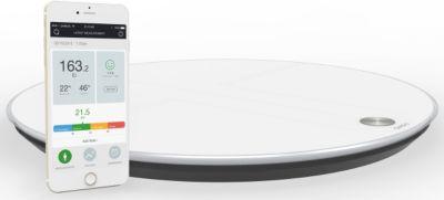 QardioBase - Wireless Smart Scale - White 1773570000