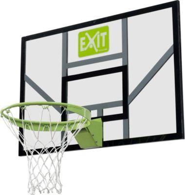 Exit  Basketball-Korb Galaxy Board mit Dunkring und Netz