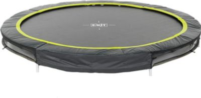 Exit EXIT Silhouette Ground Trampolin 366 (12ft)