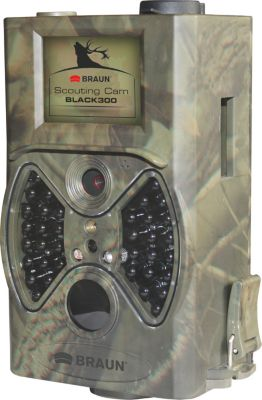 Braun Germany Braun Photo Technik Fotofalle/ Wildkamera Scouting Cam BLACK300