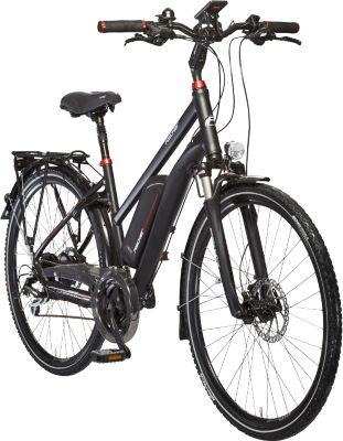 FISCHER e-bike TREKKING Damen ETD 1722, Hinterradmotor 48V/557Wh, Shimano 24-Gang-Schaltung