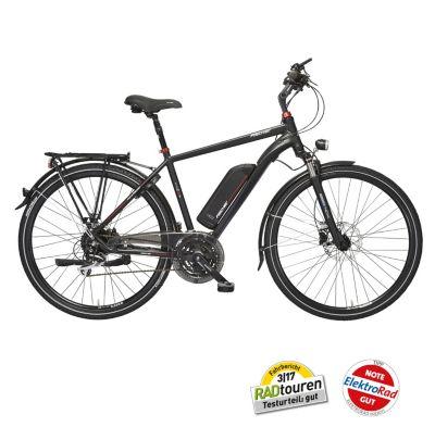 FISCHER e-bike TREKKING Herren ETH 1722, Hinterradmotor 48V/557Wh, Shimano 24-Gang-Schaltung