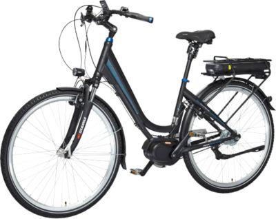 FISCHER e-bike VITAL ECU 1760 mit gefederter Sa...