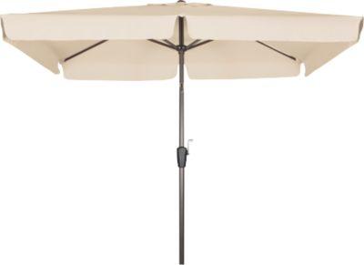 Derby  Sonnenschirm Basic Lift 210x140, Natur
