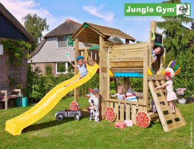 Klettergerüst Outdoor Gebraucht : Spielhaus crazy playhouse cxl klettergerüst mit schaukel und
