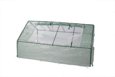 Gartenfreude Folien-Frühbeet 180 cm x 140 cm x 80 cm