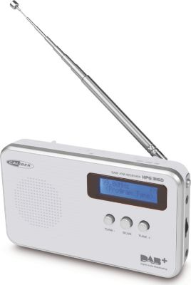 Caliber  HPG 316D FM/DAB+ Radio