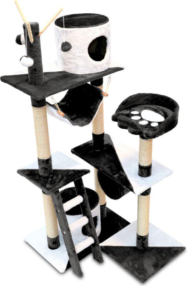 zooprimus kratzbaum versch ausf hrungen sisalst mme katzenrolle h ngematte ebay. Black Bedroom Furniture Sets. Home Design Ideas