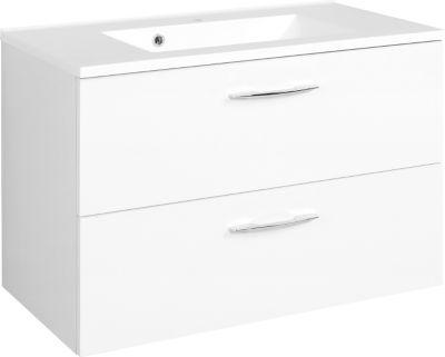 Waschtisch Portofino - 80 cm - Weiß