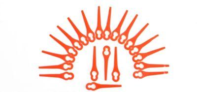 Grizzly Kunststoffmesser für ART 1825 Lion 20er Pack