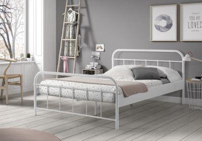 metallbett wei preisvergleich die besten angebote online kaufen. Black Bedroom Furniture Sets. Home Design Ideas