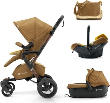 CONCORD Kinderwagen Neo Travel-Set Sweet Curry Limited Edition