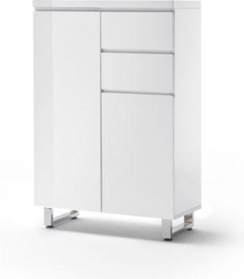 schuhschrank wei hochglanz h ngend preisvergleich die. Black Bedroom Furniture Sets. Home Design Ideas