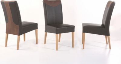polsterstuhl fiona sch ffer american home braun versandhaus klingel de. Black Bedroom Furniture Sets. Home Design Ideas