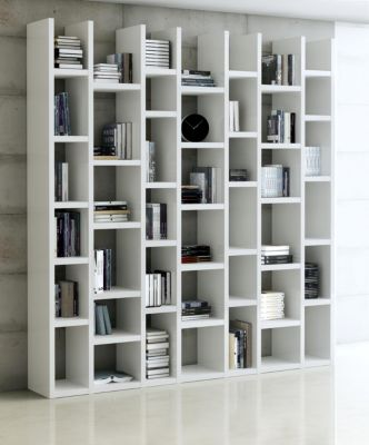 Regal Weiss Hochglanz Fif Möbel Toro Weiß Modern